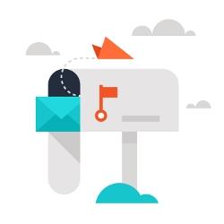 Symbol hostingu i skrzynek pocztowych